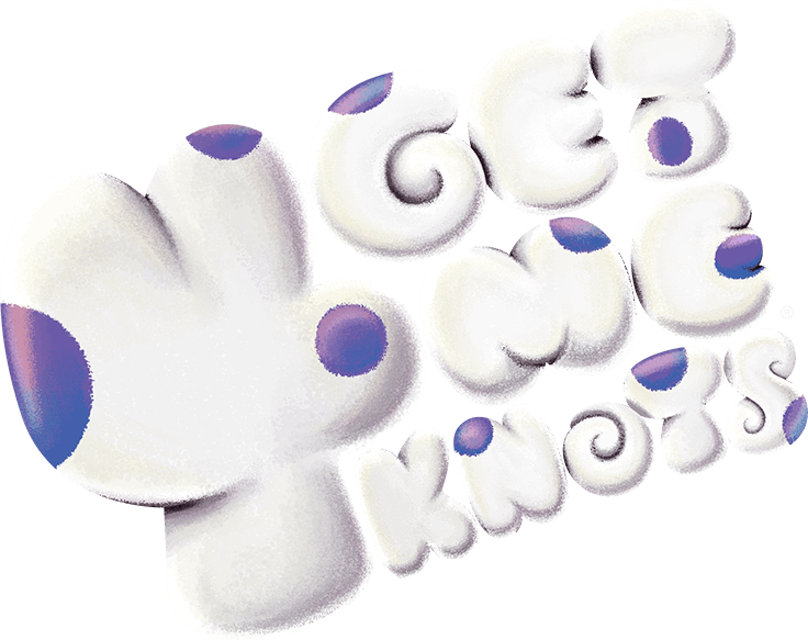 The 4getmeknots™ Logo