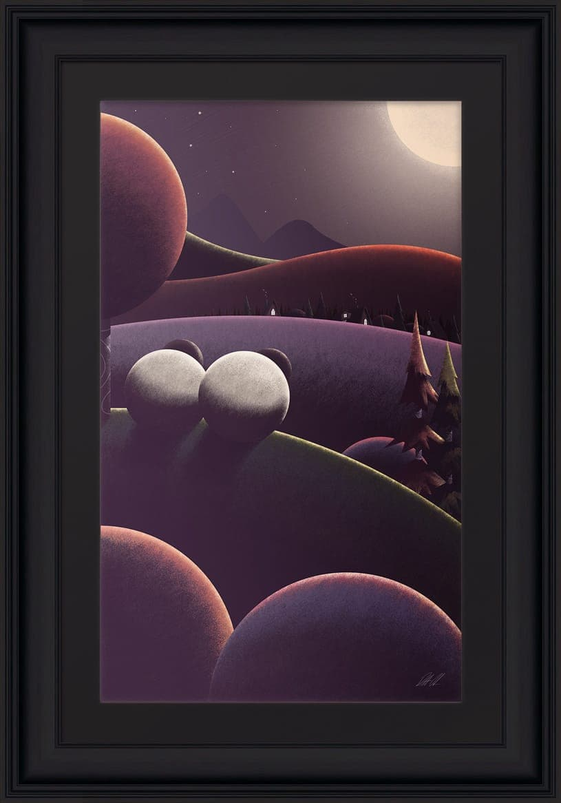 Company - Branded7 Art - Limited Edition Prints By Rob Palmer
